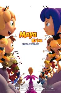 """Cine: """"Maya erlea: Ezti-jokoak"""" @ Golem Morea"""