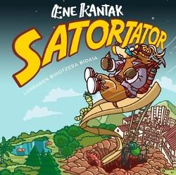satrojator diskoaren azala
